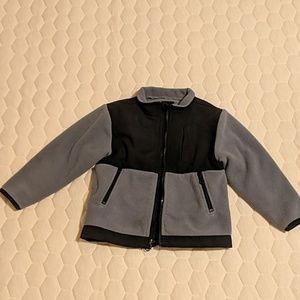 Fall fleece jacket